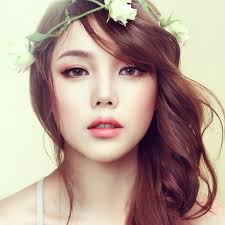 one of my favourite korean makup artist pony pre wedding look 미미박스
