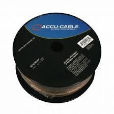 <b>American Dj</b> AC-SC2-1,5/100R <b>Акустический кабель</b> плоский 2 x 1 ...