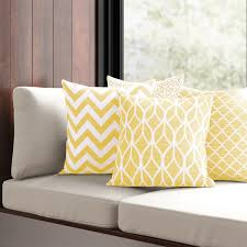 Set Of <b>Four Cushion Covers</b> | Wayfair.co.uk