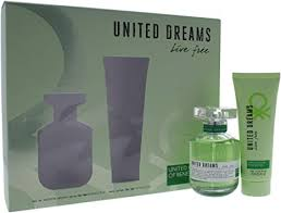 United Colors of <b>Benetton United Dreams Live</b> Free 2-Piece Gift Set ...
