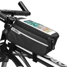 <b>Cycling</b> Waterproof Compartment <b>Bike Bicycle</b> Front Bag Pouch ...