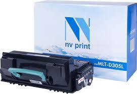 <b>Картридж</b> NV Print NV-<b>MLTD305L</b>, черный, для лазерного принтера