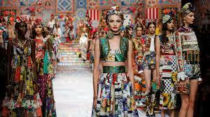 The Dolce&Gabbana <b>Women's</b> Spring <b>Summer 2021</b> - YouTube