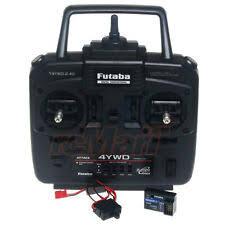 Радиоуправляемая игрушка <b>Futaba</b> 1:6 автомобиль - огромный ...