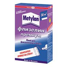 <b>Клей</b> для <b>флизелиновых</b> обоев <b>Metylan Флизелин</b> Премиум 250 г ...