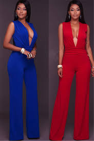 rompers womens jumpsuit sexy white trousers female party for 2019 summer long pents