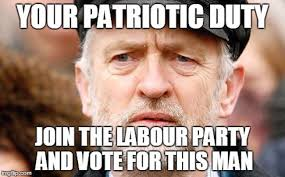 Image result for vote jeremy corbyn