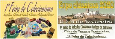 ESTREMOZ EXPÕE EXPO CLÁSSICOS E FEIRA DE COLECIONISMO
