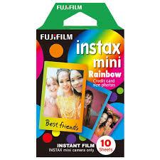 Fujifilm Colorfilm Instax Mini Rainbow для 8/7S/25/50S/90 / Polaroid ...