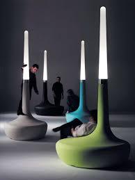 bench with lighting bdlove lamp by ross lovegrove bench lighting