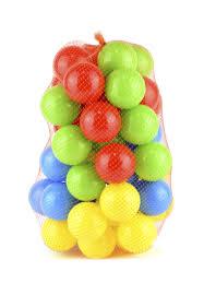"""Игровой <b>набор</b>""""Шарики для сухого <b>бассейна</b>, 50 шт: цвет Цвет ..."""