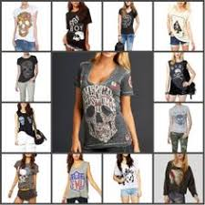 <b>Black</b> Sinful T-shirt Skull Printed <b>Rose Heart</b> Short Sleeve Tee Tops ...