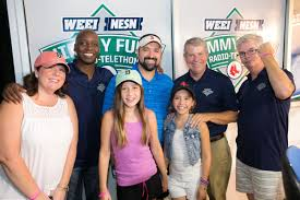 jimmy fund radio telethon dale holley continued the first day of the jimmy fund radio telethon and were joined by xander bogaerts audio david price audio dave roberts