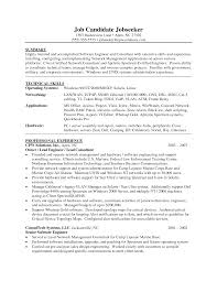cover letter technical s engineer end cover letter