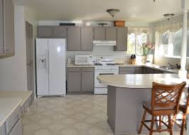 cheap kitchen cupboard: how to renew cheap kitchen cabinets painting oak cabinets white with a brush painting oak cabinets