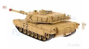 <b>Радиоуправляемый танк VSTank</b> M1A2 Abrams Desert купить в ...