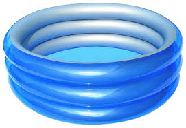 <b>Детский бассейн Bestway</b> Big Metallic 3-Ring 51043 — купить по ...