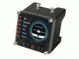 <b>Logitech</b> Pro <b>Flight Instrument</b> Panel, 945-000008 - EET