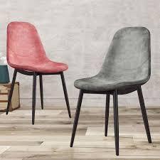 Light luxury leather soft bag <b>Nordic</b> dining chair <b>modern minimalist</b> ...