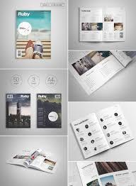 magazine templates creative print layout designs creative magazine layout design