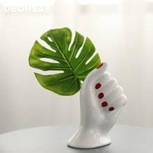 Скандинавская ваза ручной работы, <b>ваза в форме</b> руки, ваза из ...