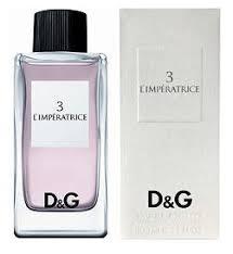Купить духи D&G 3 l`Imperatrice по наилучшей цене в интернет ...