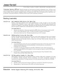 banker resume sample personal banker resume sample  seangarrette cobanker resume sample