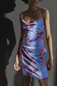 <b>NEW girl</b> ORDER <b>Heat</b> Map <b>Dress</b> in 2021 | Map <b>dress</b>, Slinky mini ...