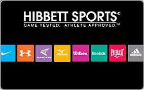 Hibbett Sports Gift Card - $25, $50 or $100 - Email delivery | eBay