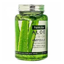 <b>Сыворотка для лица</b> FarmStay Aloe <b>All</b>-In One Ampoule – купить в ...