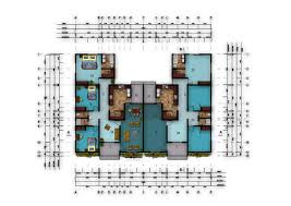 Deligreen   Devtraco Villas      Devtraco Limited   Ghana Real Estate projects Deligreen  Floor Plans  bed semi