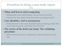Writing a case study essay questions