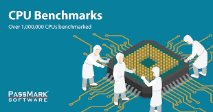 PassMark Software - <b>CPU</b> Benchmark Charts