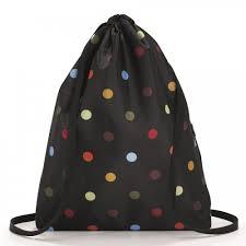 <b>Рюкзак складной REISENTHEL Mini</b> maxi sacpack dots — купить в ...