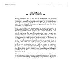 discursive essay   boxing   a level physical education sport  document image preview