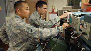 u s air force career detail radio frequency transmission systems status upon completion