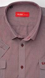 Купить <b>Мужские</b> рубашки <b>Vester</b> весна-лето 2020 с примеркой