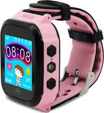 <b>Умные часы детские Ginzzu</b> GZ-502 Touch, розовый — купить в ...