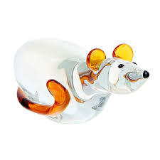<b>Фигурка Art glass</b> бык 30х27см купить в разделе предметы ...