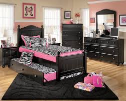 attractive design teenage girl bedroom featuring black with teen girl bedroom bedroom furniture for teenage girl