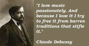 Image result for claude debussy