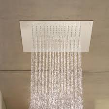 <b>Hansgrohe Raindance E Air</b> 1jet Overhead Shower - UK Bathrooms
