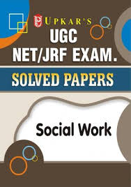 UGC NET JRF Exam  Solved Papers Social Work e book in English by     Readwhere