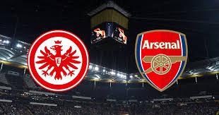 Eintracht Frankfurt vs Arsenal highlights: Joe Willock, Bukayo Saka ...