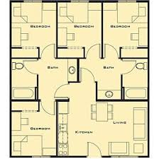 bedroom house plans  bedroom house and House plans on PinterestSmall bedroom House Plans Free   Home Future Students Current Students Faculty  amp  Staff Patients