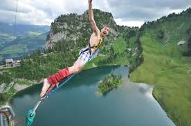 bungee jumping the ultimate leap of faith gap year
