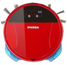 <b>Робот</b>-<b>пылесос Panda i7</b> Red купить в Москве на NeAmazon