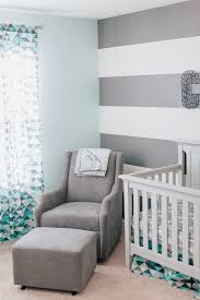modern baby boy nursery love the mix of patterns and cool colors in this sweet baby nursery nursery furniture cool coolest