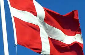Resultado de imagem para bandeira da dinamarca