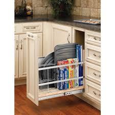 cabinet shelf base pullout
